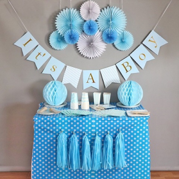 Other | Baby Shower Decorations For Boy Kit Its A Boy ...